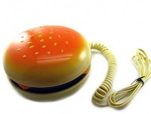 Hamburger Telefon!