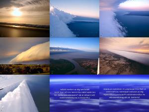 Morgenruhmeswolken in Australien