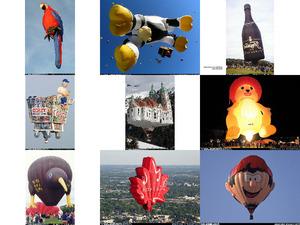 Heiaessluftballons al
