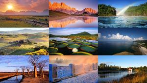 schöne Landschaften 4