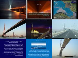 sagenhafte Brücken in China