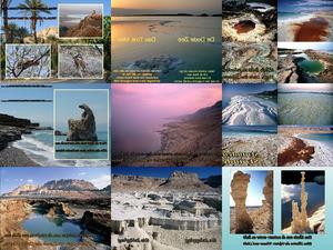 Bilder vom toten Meer
