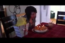 Happy Birthday gerade noch mal gutgegangen