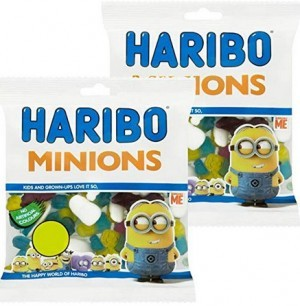 Haribo Minions!