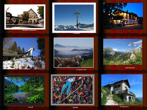 das Alpenland - Oberstdorf