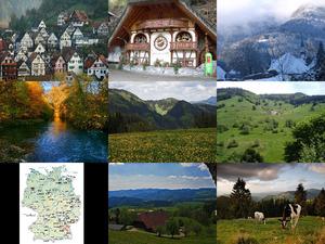 Deutschland Schwarzwald