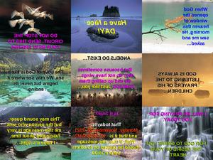 Gottes Barmherzigkeit und Liebe für dich (Englisch)