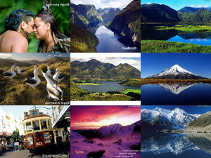 Bilder aus Neuseeland