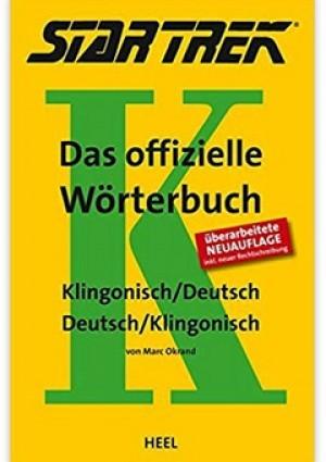 Das offizielle Wörterbuch: Klingonisch - Deutsch...