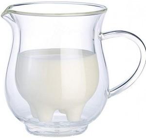 Milchkännchen mit witzigem Euterdesign!
