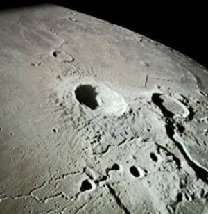 ORIGINAL Mondland Mondgrundstück.