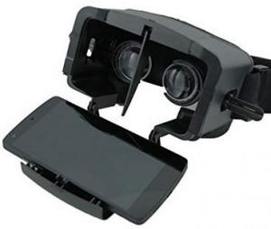 3D-VR-Brille für Smartphones!