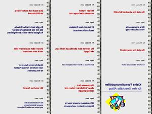 Wörterbuch für den Geschäftsalltag