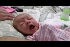Wenn Babys niesen...