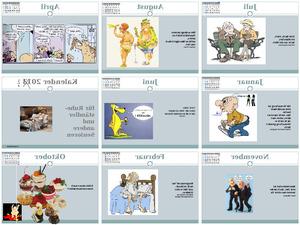 Seniorenkalender 2013
