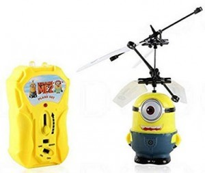 Fliegender Minion!