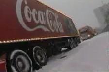 Coca Cola Truck Tour Caravan Christmas live