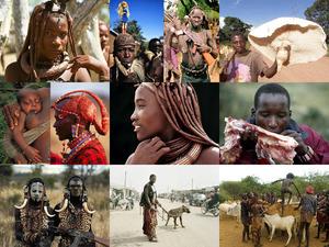 Afrika der Ureinwohner