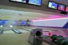 Unfall auf der Bowlingbahn