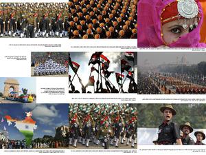 India - Parade on Republic Day