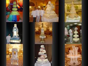 Wedding Cakes in Kuwait