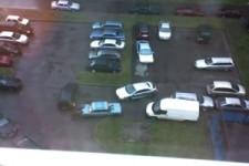 das Parkplatzproblem