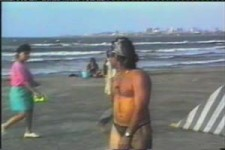 Funny Video Clips - Beach oops