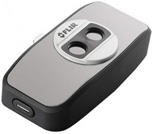 Wärmebildkamera für iOS-Geräte!