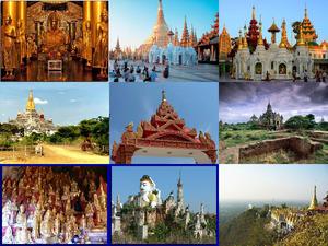 Eindrucksvolles Burma