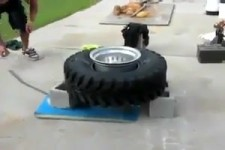 Reifen aufpumpen einfach