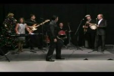 Elvis Christmas Song