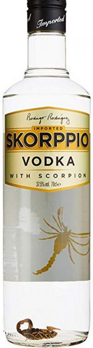 Skorppio Vodka!