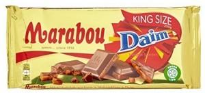 Marabou Schokolade Daim XXL!