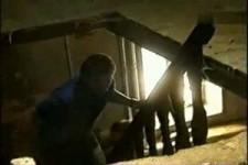 Auf dem Dachboden erhängt