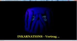 Inkarnations - Vertrag