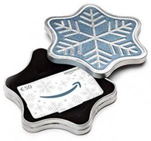 Geschenkgutschein in Schneeflocken-Box!