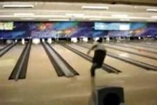 So kann man auch bowlen