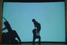 Pilobolus - eine klasse Aufführung als Schattenspiel