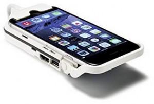 Projektor fürs iPhone 6 und HDMI Geräte!