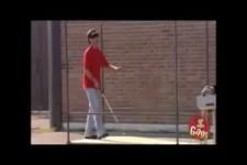 Versteckte Kamera - Ein Blinder und der Lift