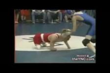 Wrestler Ohne Arme Ohne Beine