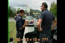 Rechnen mit der Polizei