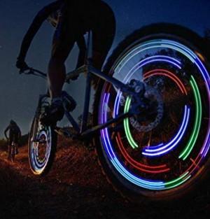 LED-Speichenlicht!