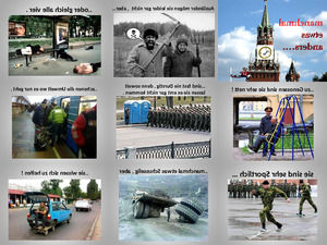 Ja ja in Russland