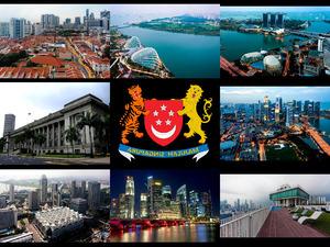 Stadtstaat Singapur
