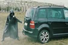 VW - Werbung von der Konkurrenz