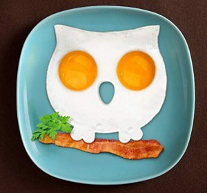 Funnyside Up Owl Egg Shaper!