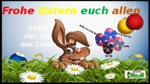 Frohe Ostern 2015-2