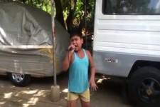 Wahnsinns-Stimme