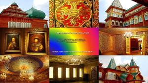 OROSZO -Kolomenskoye palota-
